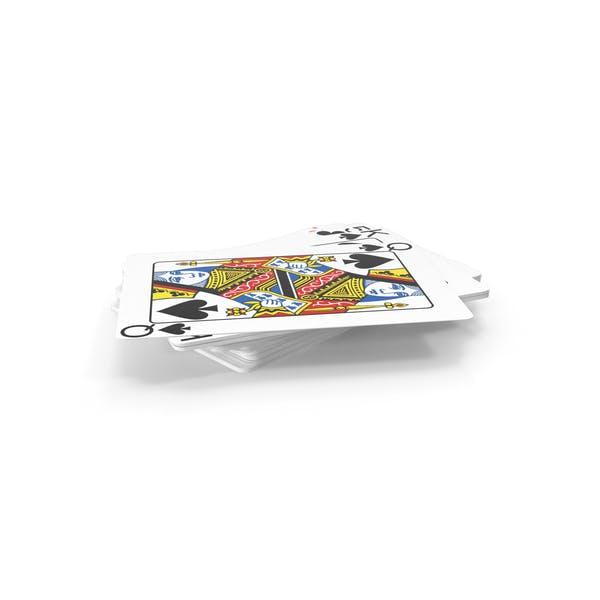Thumbnail for Стек игральных карт