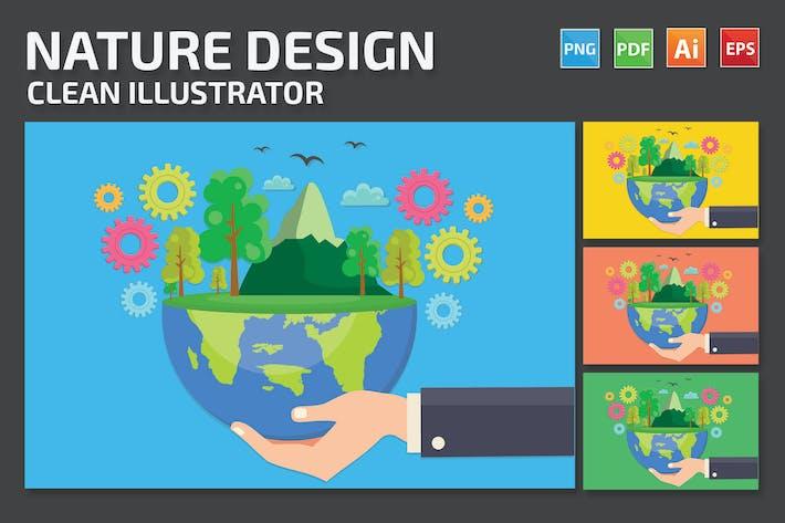 Thumbnail for Entwurf der Natur