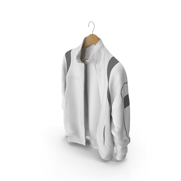 Thumbnail for Sport Jacket White