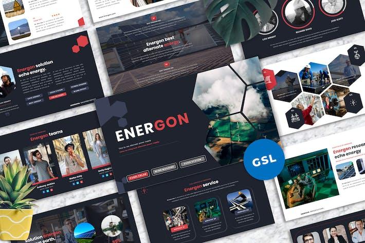 Thumbnail for Energon - Alternate Power Supply Googleslide