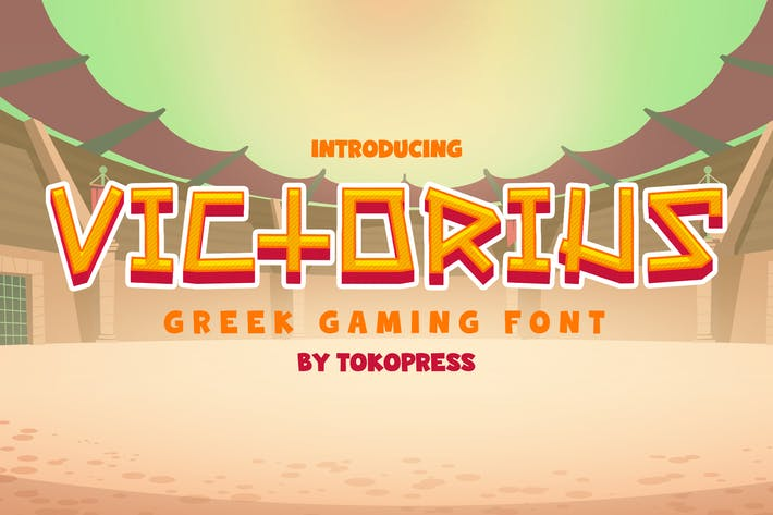 Victorius - Fuente para juegos