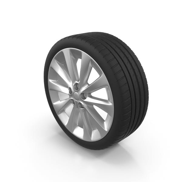 Cover Image for Car Wheel