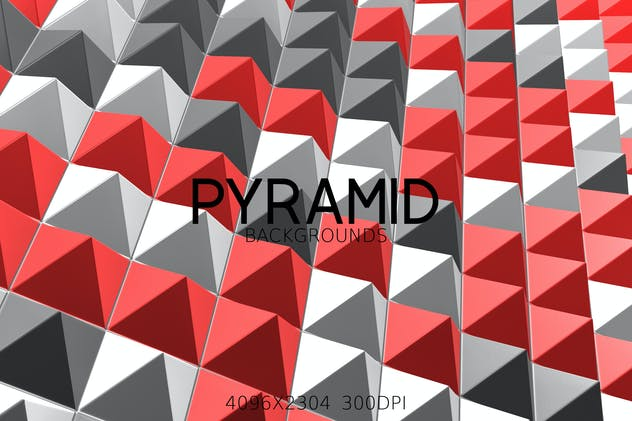 Pyramid Backgrounds