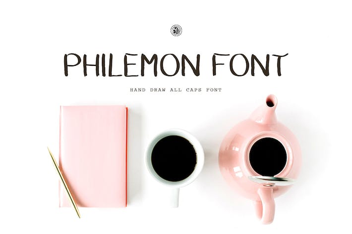 Thumbnail for Philemon Font