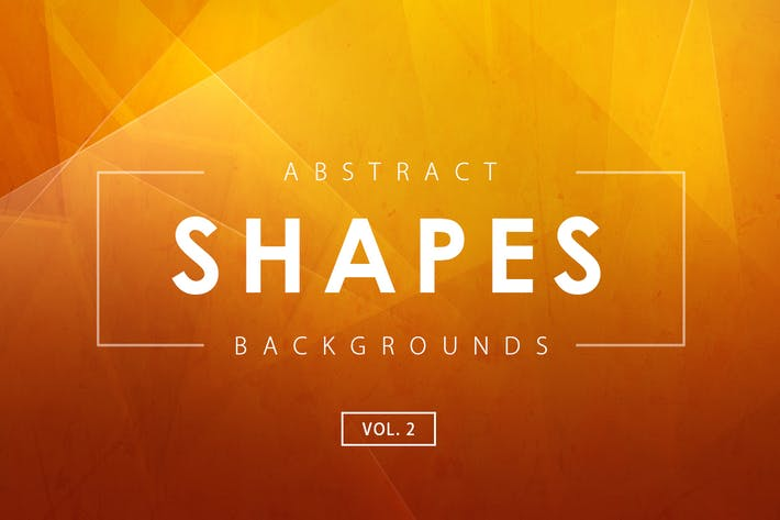 Thumbnail for Abstract Shapes Backgrounds Vol. 2