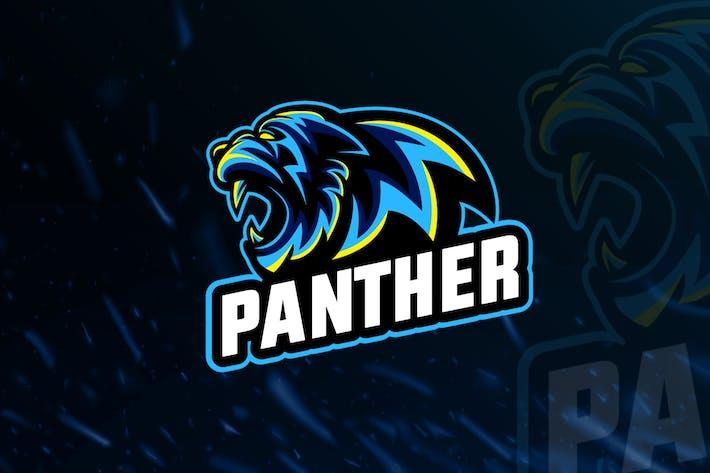 Thumbnail for Panther Team eSports Gaming Logo