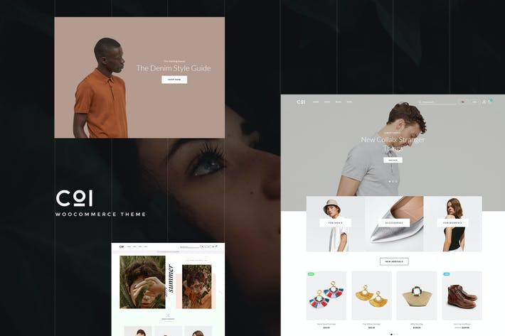 Thumbnail for Coi - Multipurpose WooCommerce Theme