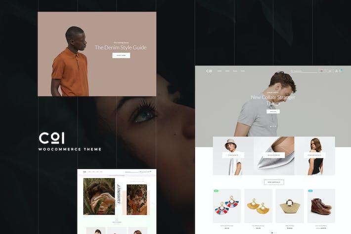 Coi - Multipurpose WooCommerce Theme