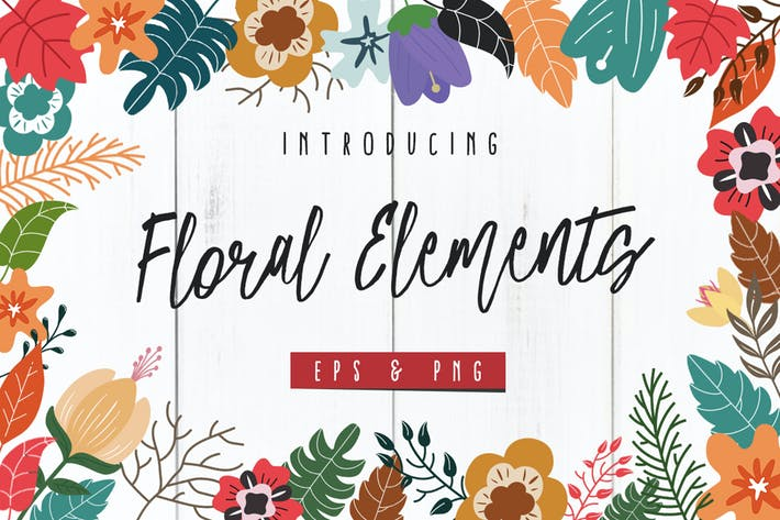 Thumbnail for Floral Elements