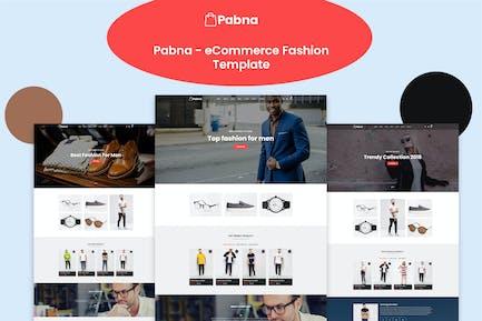 Pabna - eCommerce Fashion Template