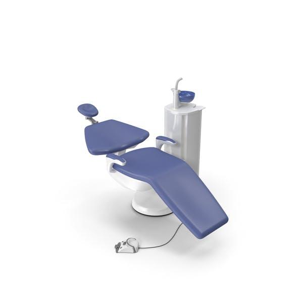 Silla Dental Médica Ajustable