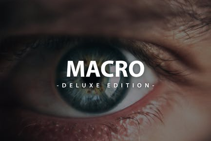 Macro Deluxe Edition   For Mobile and Desktop