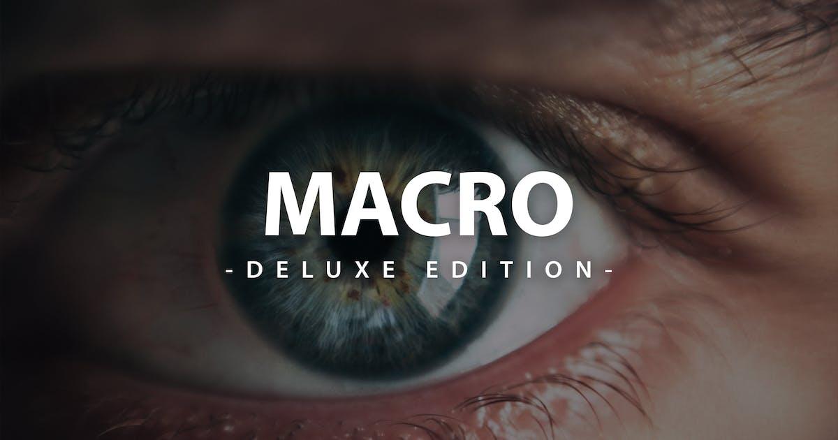 Download Macro Deluxe Edition | For Mobile and Desktop by LightPreset