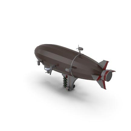 Sci-Fi Zeppelin