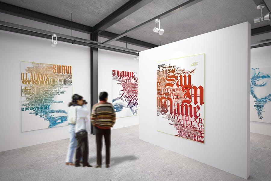 Exhibition Mockup [vol2]