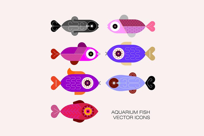 Thumbnail for Aquarienfische Icons