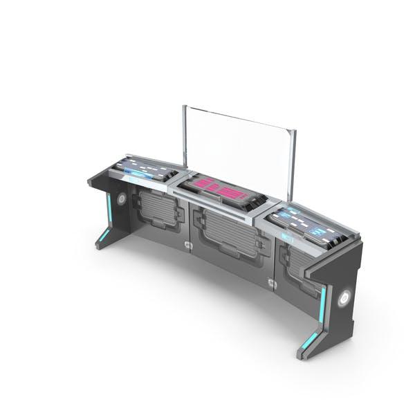 Sci Fi Desk