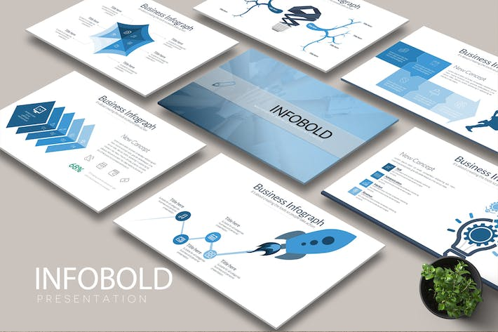 Thumbnail for INFOBOLD Powerpoint