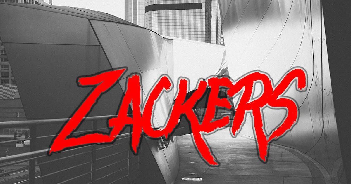 Download ZACKERS Brush by Byulyayika
