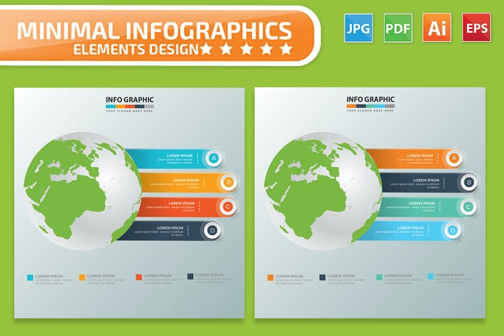 Cover Image For Global Infographics Design