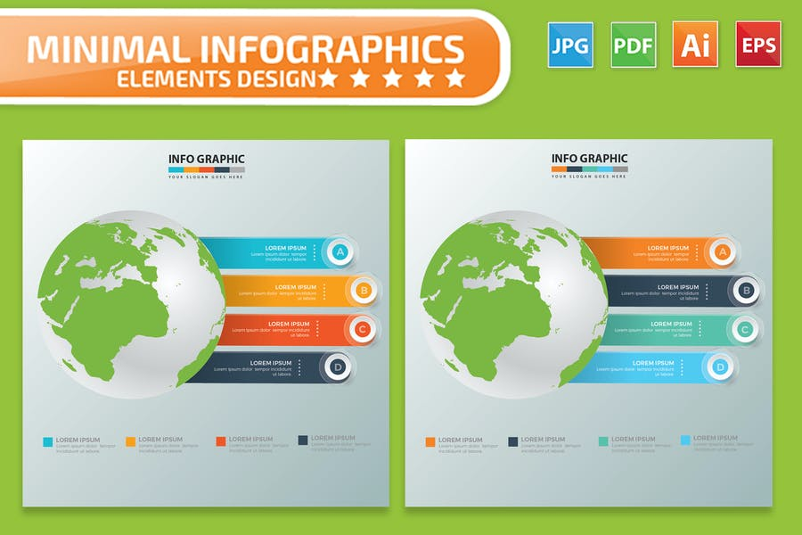 Global Infographics Design