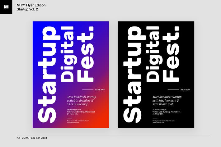 Thumbnail for Flyer Edition - Startup Vol. 2
