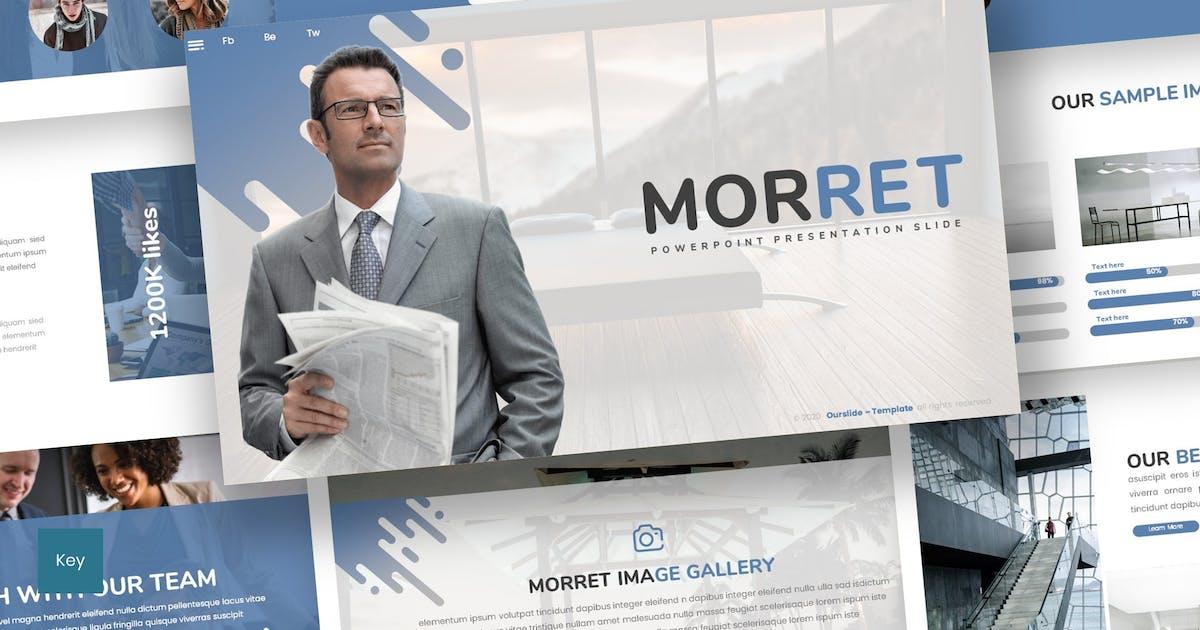 Download Morret - Business Keynote Template by inspirasign
