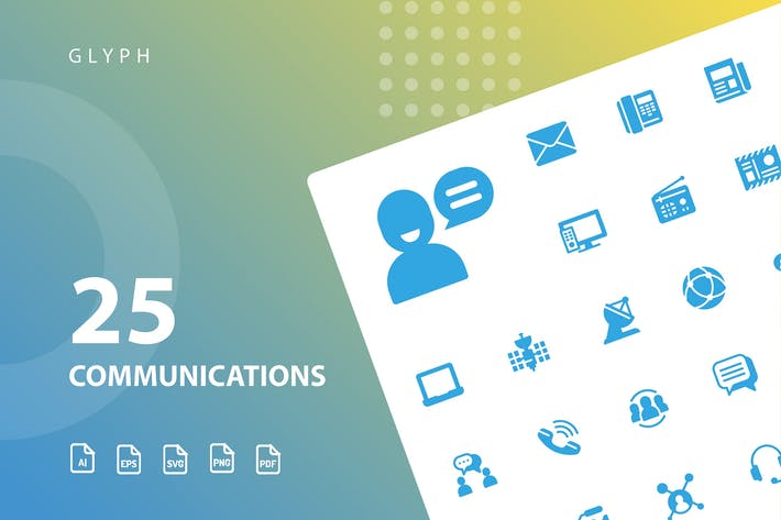 Thumbnail for Communication Glyph
