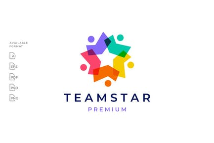Team Star People Logo