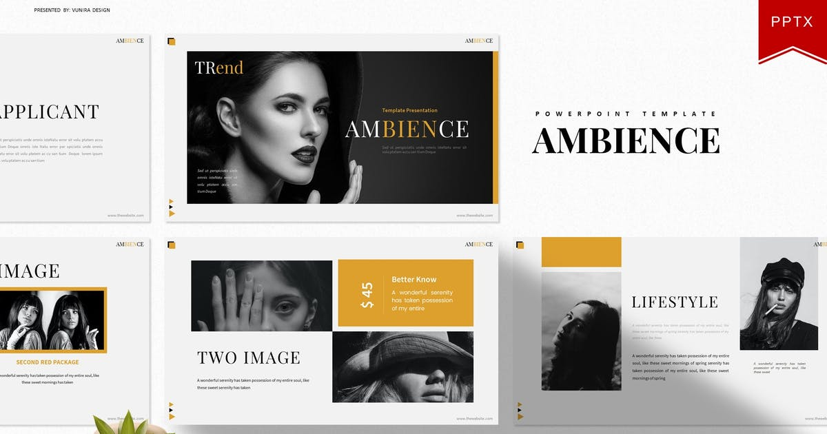 Download Ambience   Powerpoint Template by Vunira