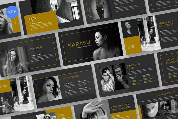 Thumbnail for Keynote о минимализме Карасу