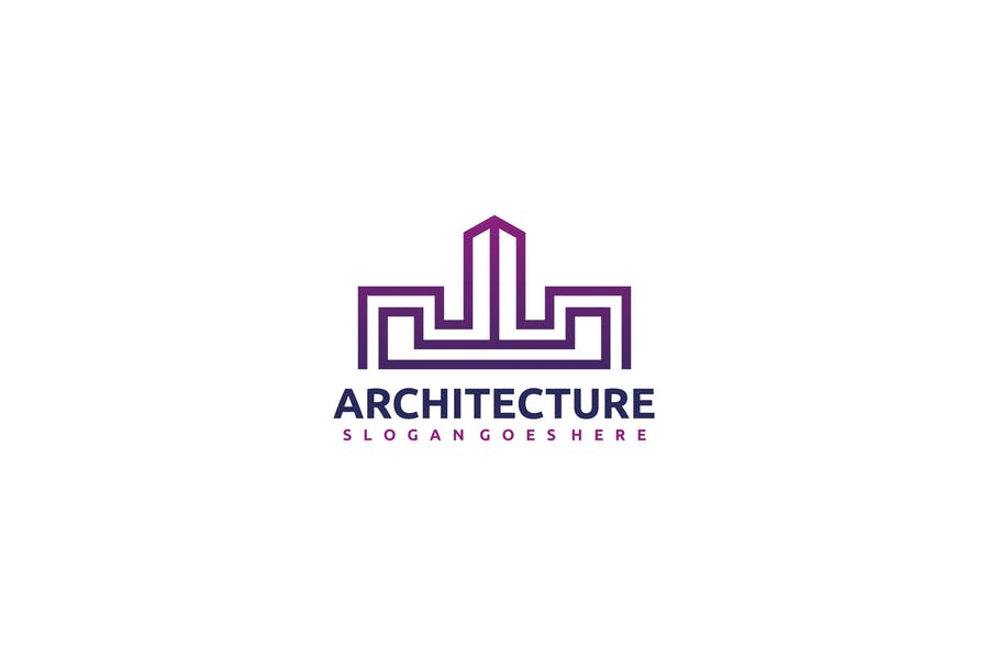 Architecture and Buildings Logo
