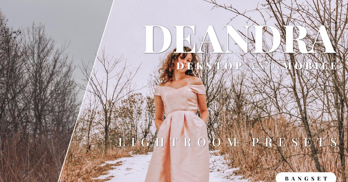 Download Deandra Desktop and Mobile Lightroom Preset by Bangset