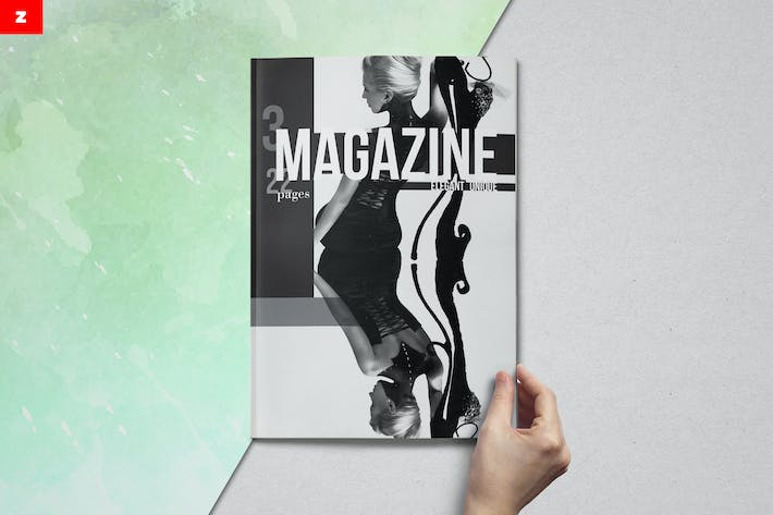 Thumbnail for Black/White Magazine
