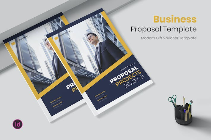 Thumbnail for Business Agency Proposal