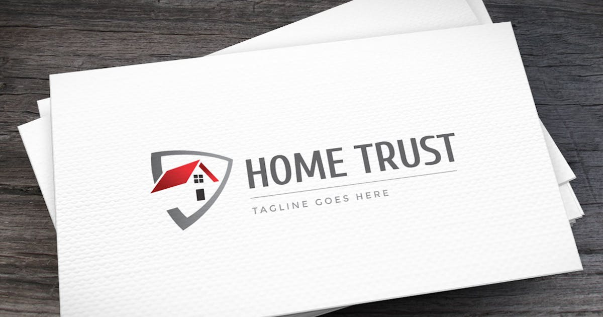 Download Home Trust Logo Template by empativo