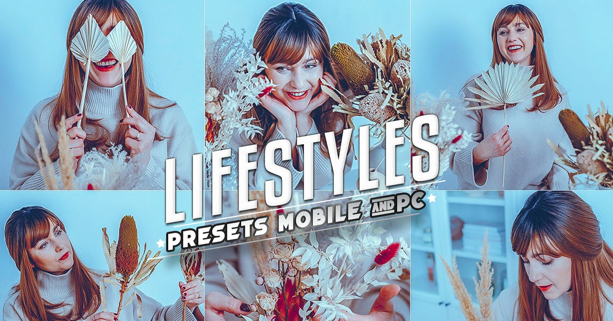 Download Lifestyles Lightroom Presets by 2lagus