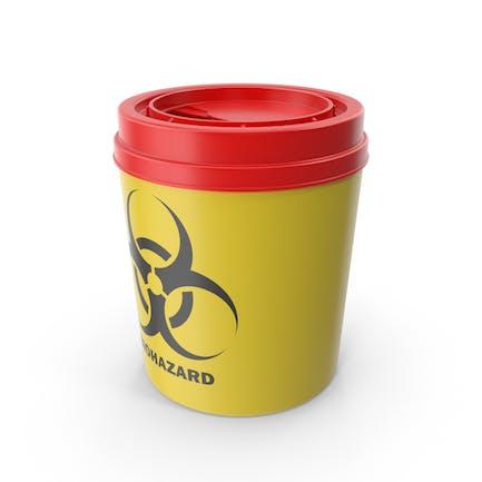 Medical Waste Disposal Sharps Bin