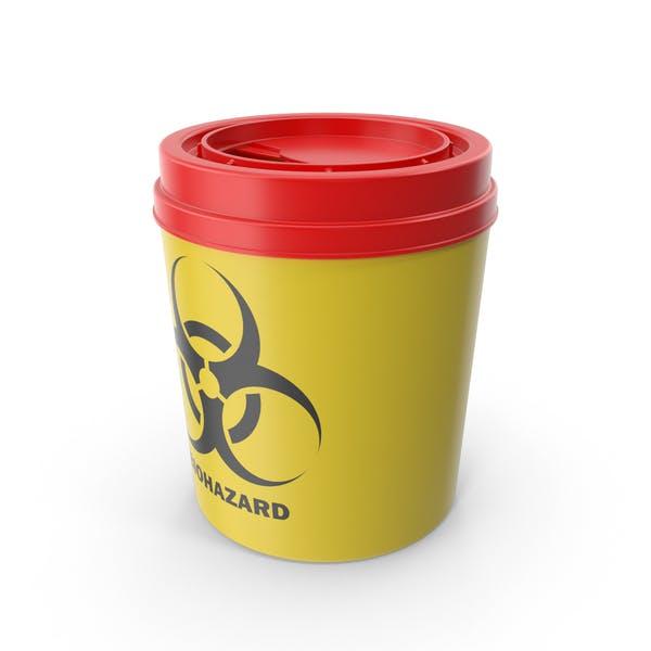 Утилизация медицинских отходов Sharps Bin
