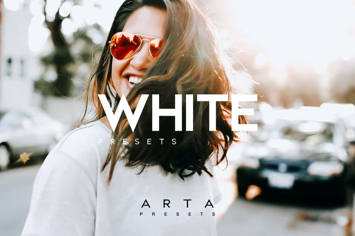Thumbnail for ARTA Presets | Pure White | For Mobile and Desktop
