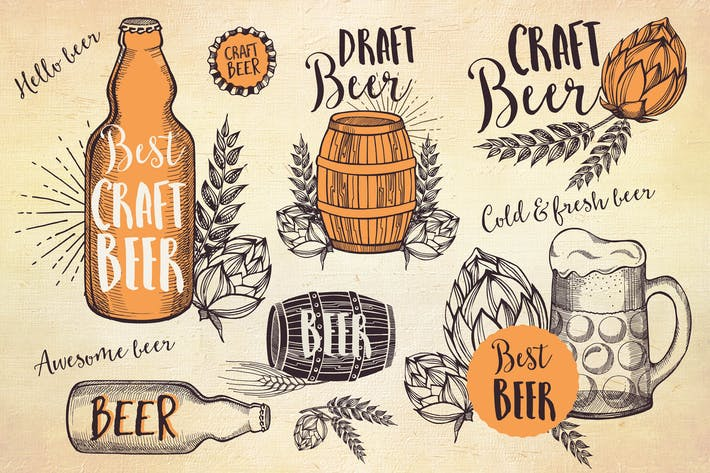 Thumbnail for Craft Beer Elements