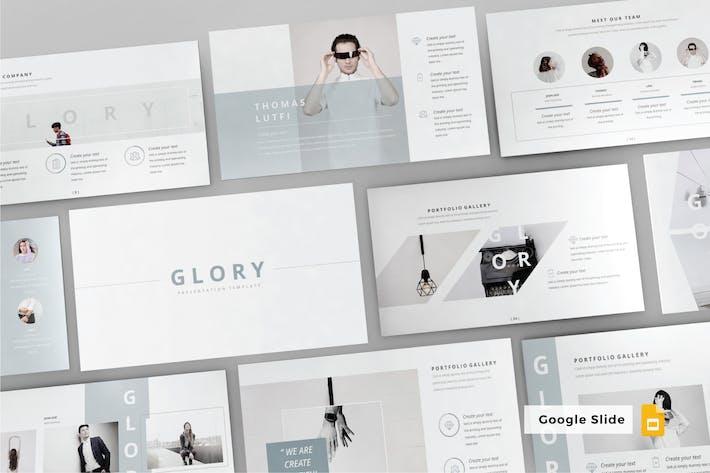 GLORY - Google Slide Template V85