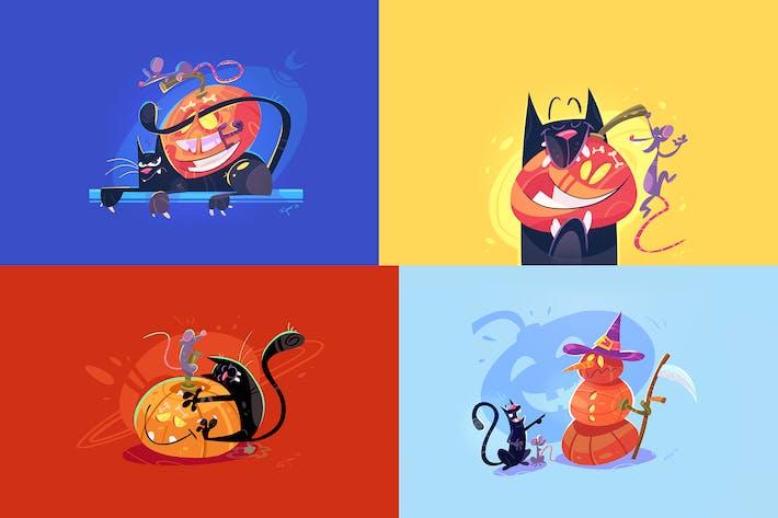 Thumbnail for Halloween-Stimmung