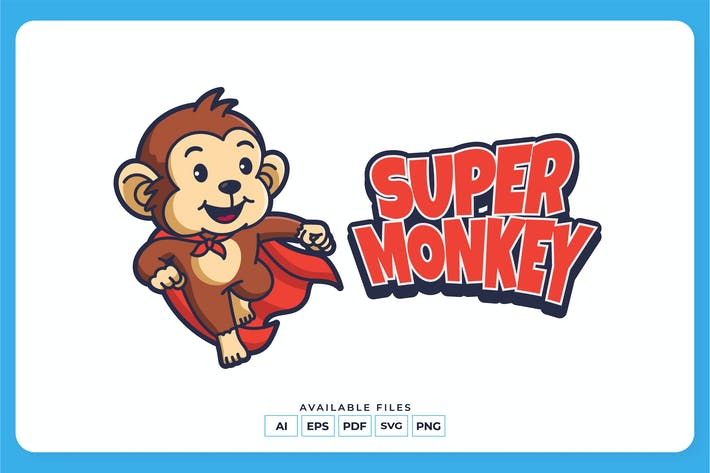 Thumbnail for Super Monkey Logo