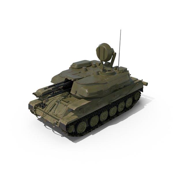 Thumbnail for Anti Aircraft Tank ZSU 23 Shilka