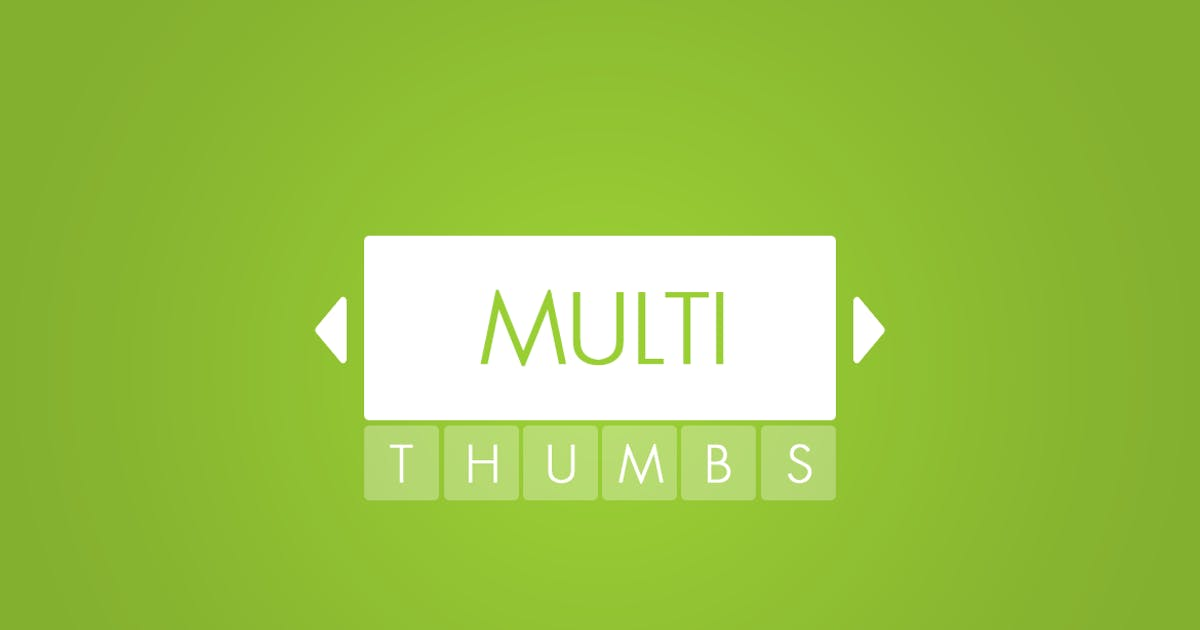 Download Multi-Thumbs Slider for WordPress by diwave