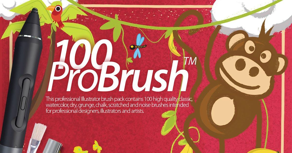 ProBrush 100 by LeoSupply