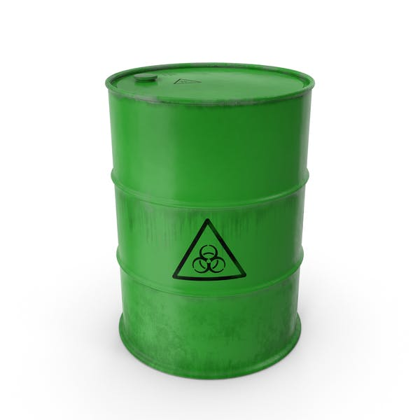 Cover Image for Toxic Barrel