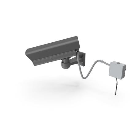 Security Camera Connected