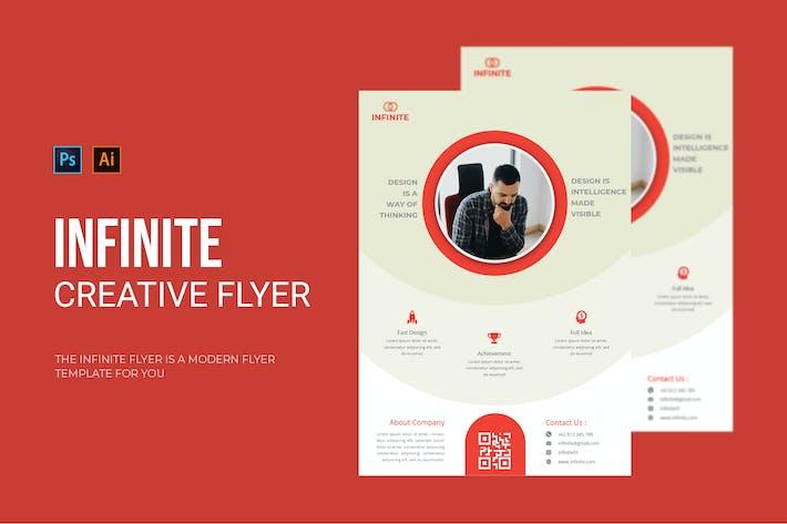 Thumbnail for Infinite - Flyer